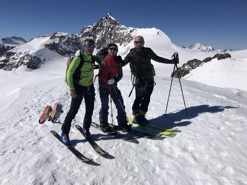 piramide vincent scialpinismo monte rosa guide alpine proup (12)