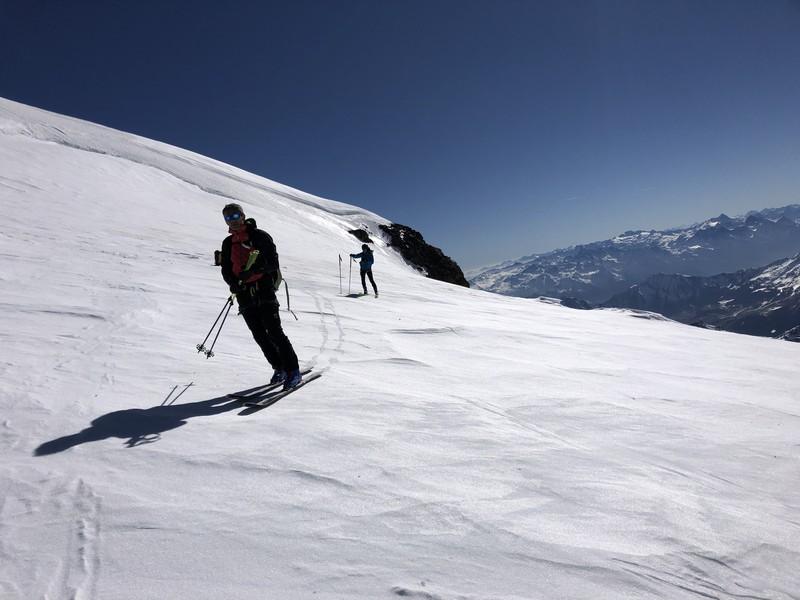 piramide vincent scialpinismo monte rosa guide alpine proup (15)