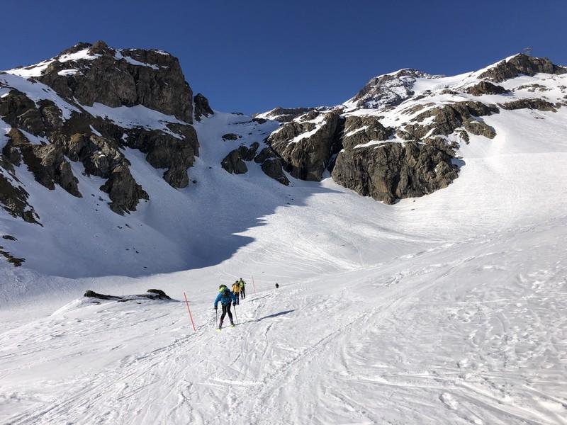 piramide vincent scialpinismo monte rosa guide alpine proup (22)