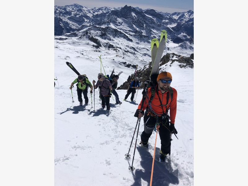 piramide vincent scialpinismo monte rosa guide alpine proup (4)