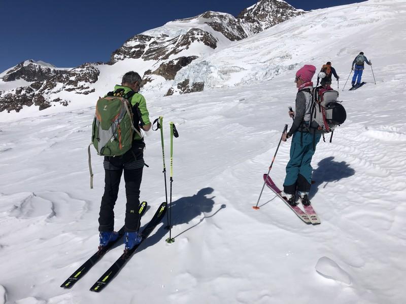 piramide vincent scialpinismo monte rosa guide alpine proup (5)