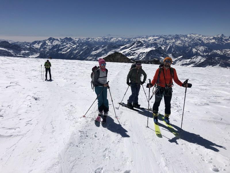 piramide vincent scialpinismo monte rosa guide alpine proup (6)