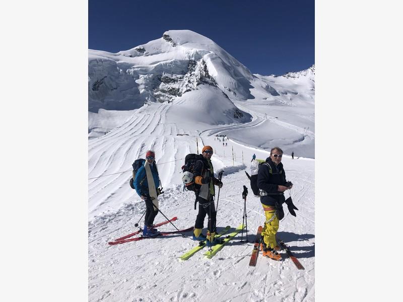 allalinhorn scialpinismo 4000 guide alpine proup (1)
