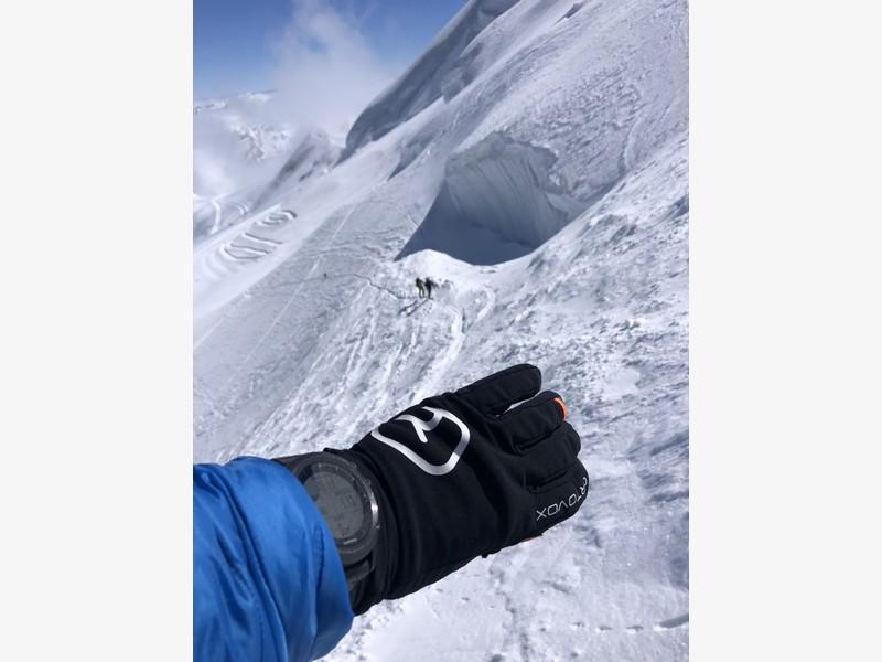 allalinhorn scialpinismo 4000 guide alpine proup (11)