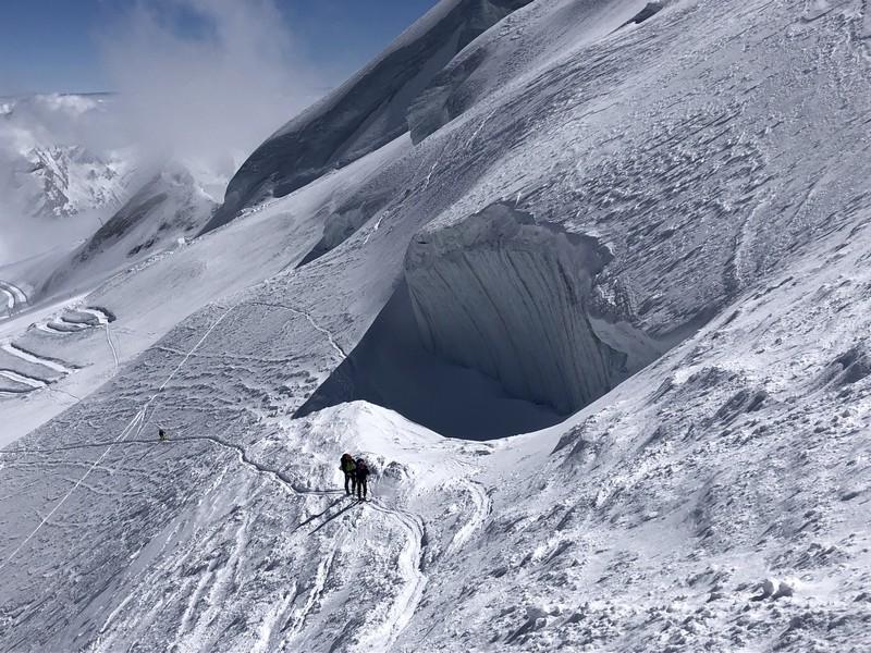 allalinhorn scialpinismo 4000 guide alpine proup (12)
