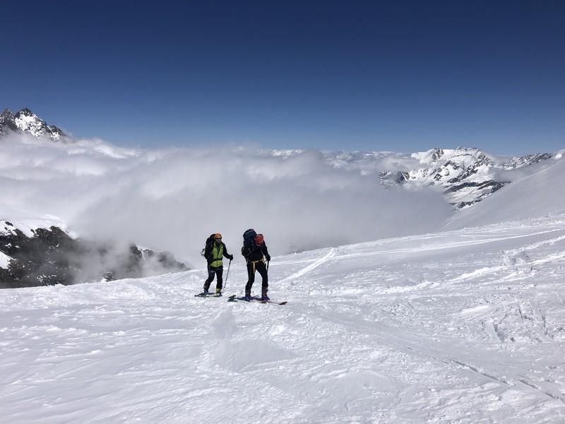 allalinhorn scialpinismo 4000 guide alpine proup (19)
