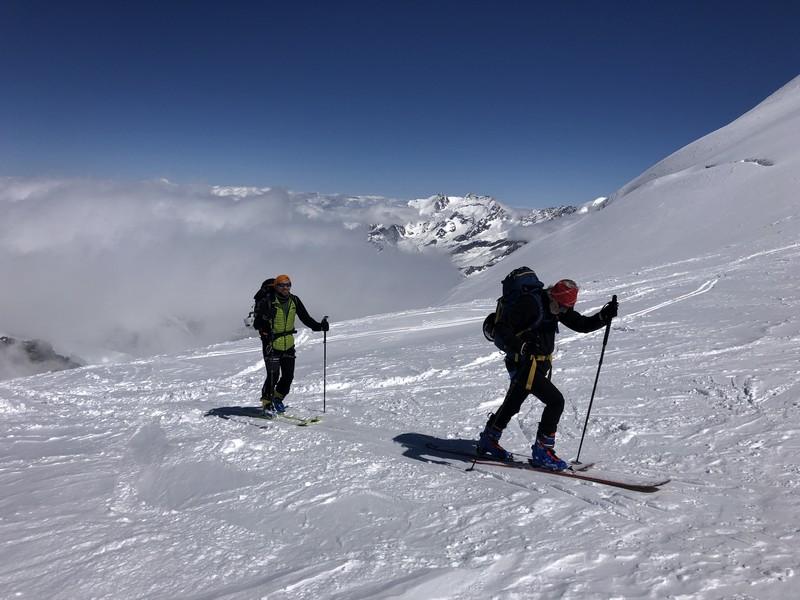 allalinhorn scialpinismo 4000 guide alpine proup (20)