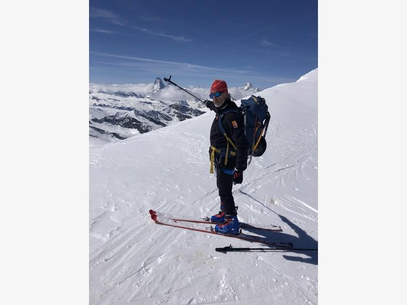 allalinhorn scialpinismo 4000 guide alpine proup (21)