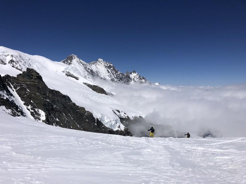 allalinhorn scialpinismo 4000 guide alpine proup (23)