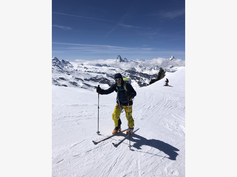 allalinhorn scialpinismo 4000 guide alpine proup (24)