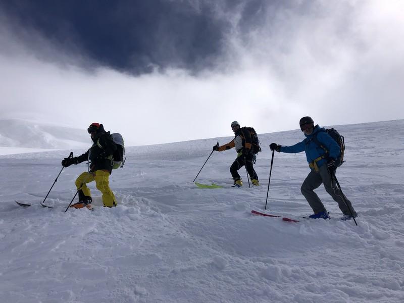 allalinhorn scialpinismo 4000 guide alpine proup (30)