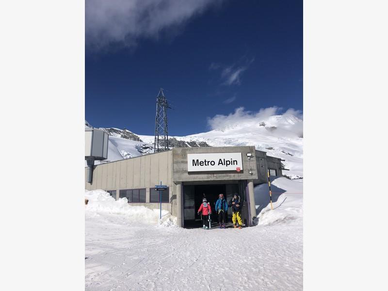 allalinhorn scialpinismo 4000 guide alpine proup (36)