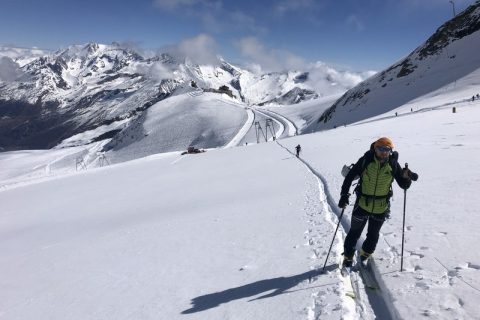 3° Corso Scialpinismo Base 2020