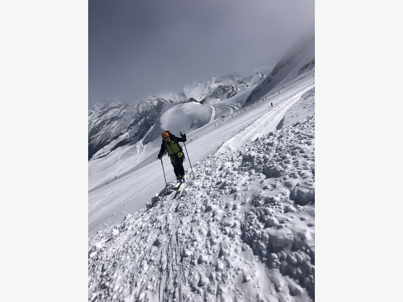 allalinhorn scialpinismo 4000 guide alpine proup (5)