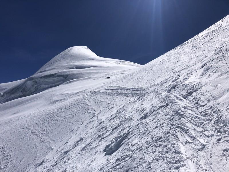 allalinhorn scialpinismo 4000 guide alpine proup (9)