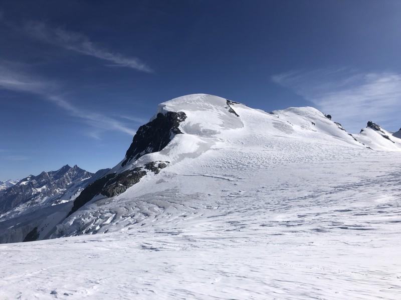 breithorn porta nera scialpinismo freeride guide alpine proup (1)