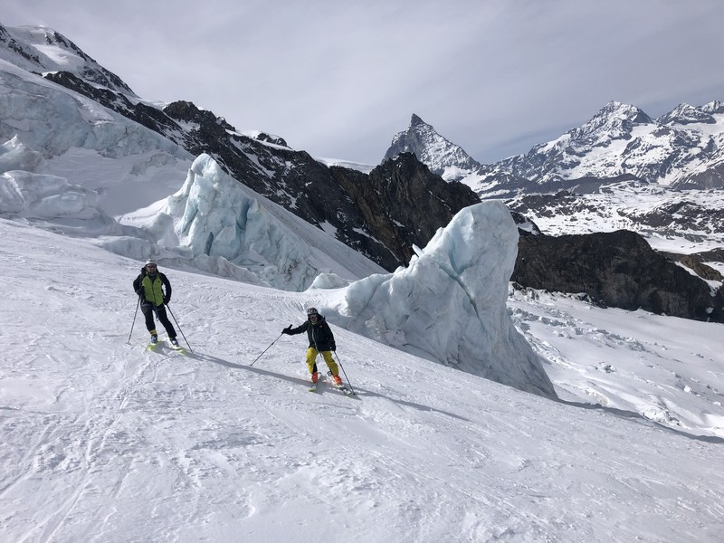 breithorn porta nera scialpinismo freeride guide alpine proup (15)