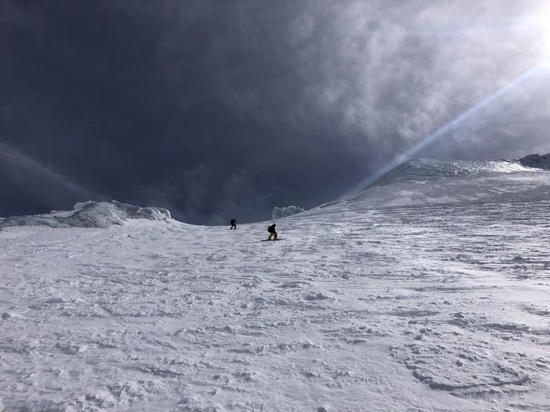 breithorn porta nera scialpinismo freeride guide alpine proup (16)