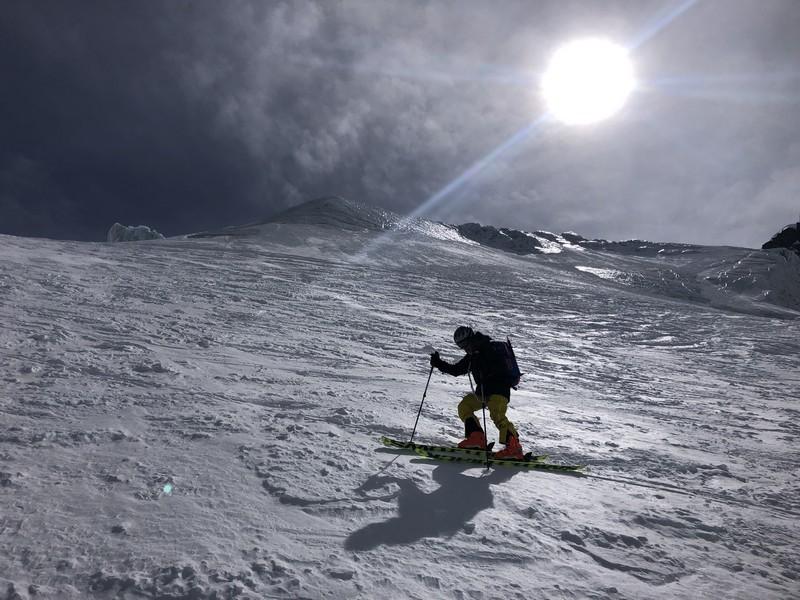 breithorn porta nera scialpinismo freeride guide alpine proup (18)