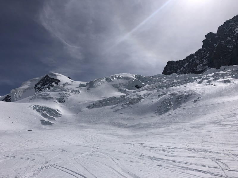 breithorn porta nera scialpinismo freeride guide alpine proup (19)