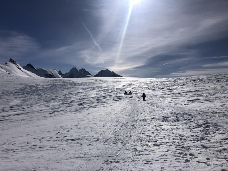 breithorn porta nera scialpinismo freeride guide alpine proup (2)