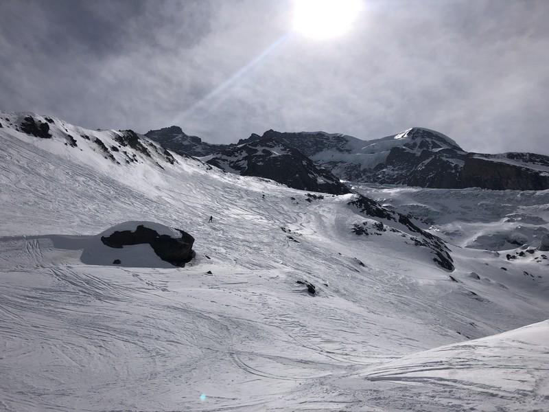 breithorn porta nera scialpinismo freeride guide alpine proup (21)