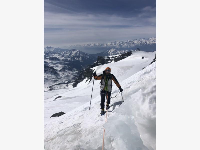 breithorn porta nera scialpinismo freeride guide alpine proup (3)