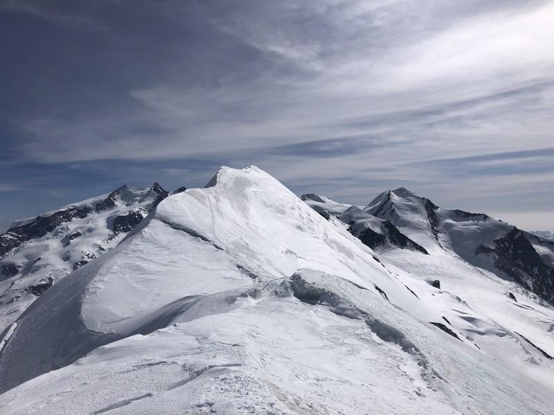breithorn porta nera scialpinismo freeride guide alpine proup (4)