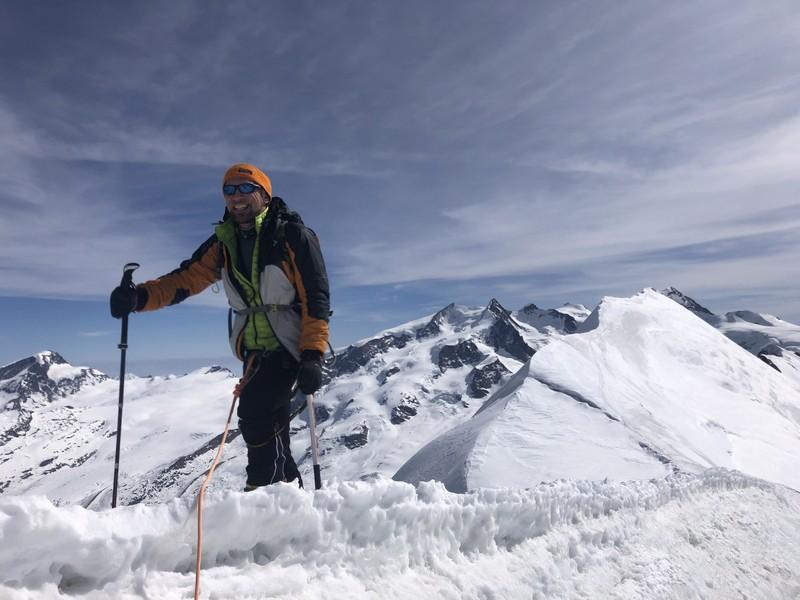breithorn porta nera scialpinismo freeride guide alpine proup (5)