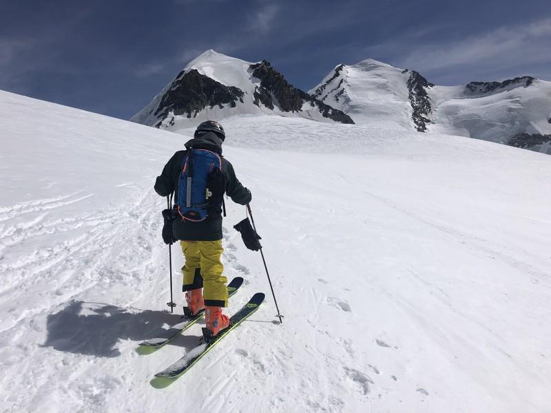 breithorn porta nera scialpinismo freeride guide alpine proup (8)