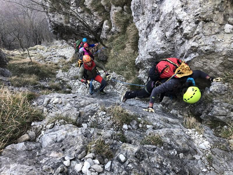 corso alpinismo guide alpine proup (25)