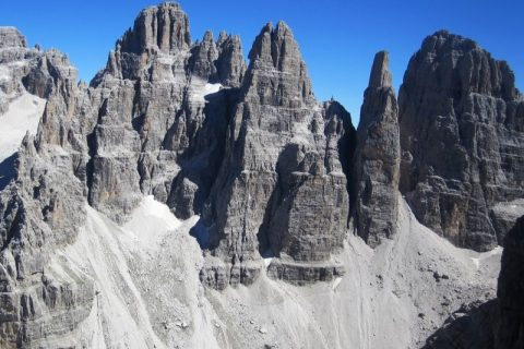 Tour Arrampicata Dolomiti Ago 2019