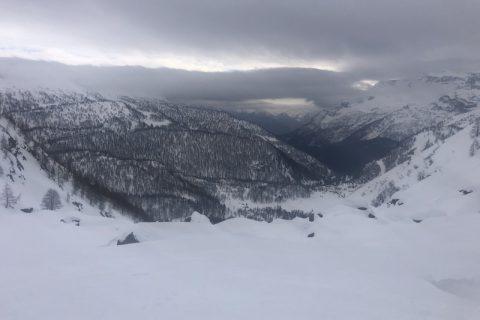 Ciaspolata Alpe Sattal Valsesia 2021