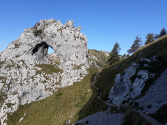 Trekking Grignone – Porta di Prada