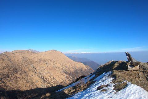 Trekking Traversata Lema-Tamaro