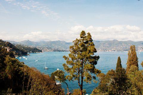Trekking sulla via del Sale in Liguria